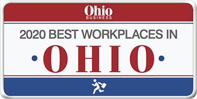 Best workplaces in ohio logo